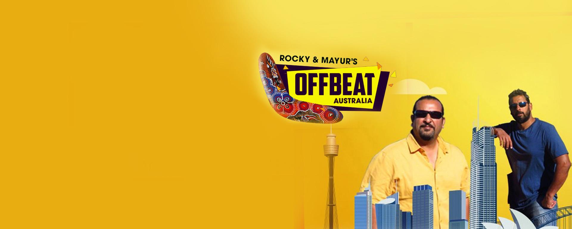 ROCKY & MAYUR\'s OFFBEAT AUSTRALIA